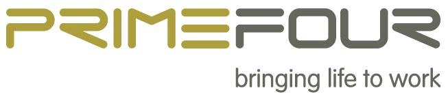 Prime Four logo